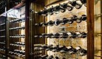 Ruim assortiment voortreffelijke wijnen bij Hotel Grand Cru