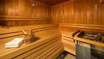 Ontspan in de sauna van Leonardo Hotel Wolfsburg