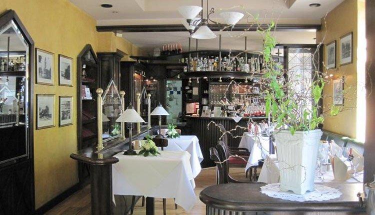 Hotel Kronprinz - restaurant