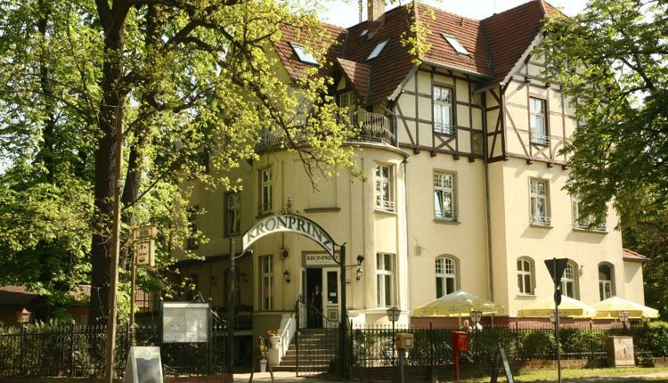 Hotel Kronprinz in Berlijn