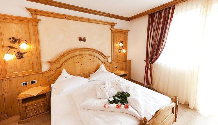 Hotel Lagorai - 2-persoonskamer met panoramisch uitzicht