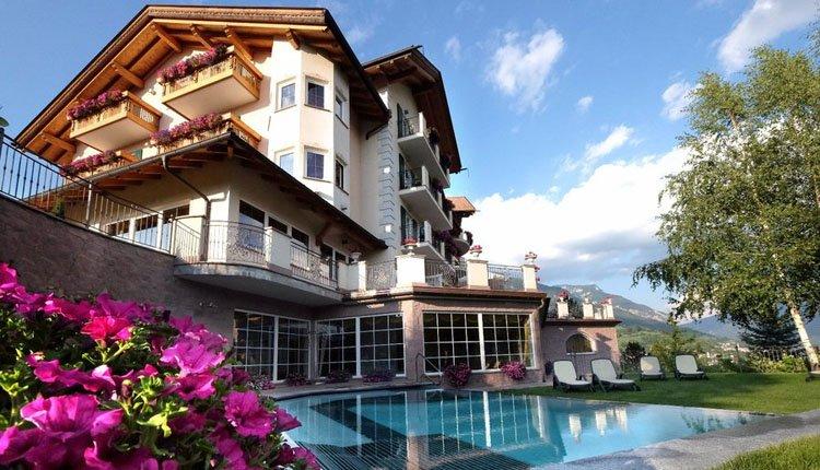 Hotel Lagorai - buitenbad