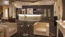 Een warm welkom bij de receptie van Wellness Hotel Waldecker Hof