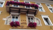 Hotel Excelsior in Cavalese