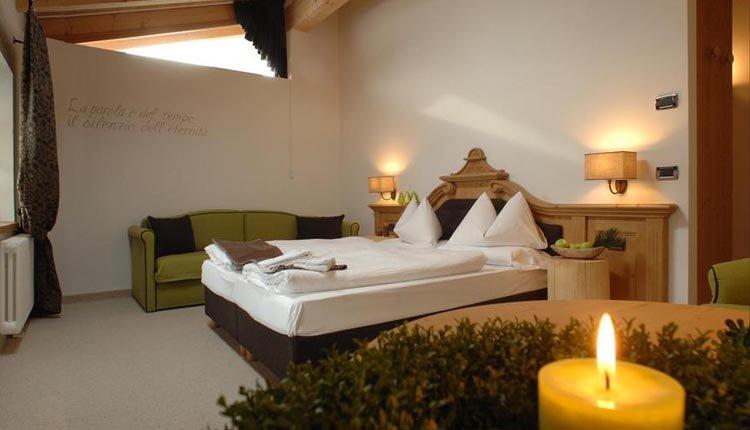 De comfortabele kamers in Hotel Excelsior zijn tot in de puntjes verzorgd