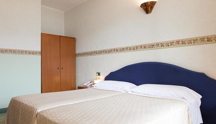 De standaard kamer in Hotel Meandro