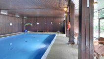 Het zwembad van Hotel Meandro