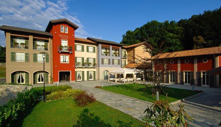 Hotel Cortese in Armeno