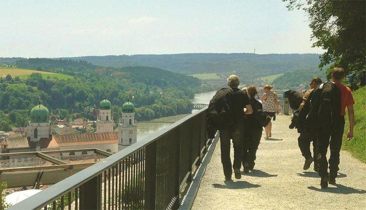 Bij Hotel Riesberghof kunt u prachtige wandelingen maken