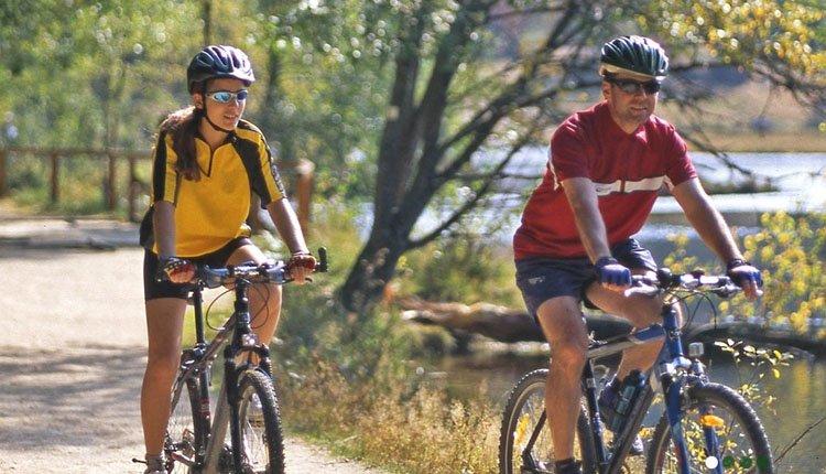 Hotel Riesberghof - Een mooie omgeving om te fietsen