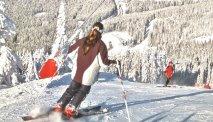 In de wintermaanden in het geweldig skiën bij Hotel Riesberghof