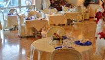 Het restaurant van Hotel Primavera