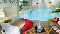 Het zwembad van Hotel Primavera