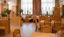 In het restaurant van Hotel Goisererhof geniet u van diverse Oostenrijkse specialiteiten