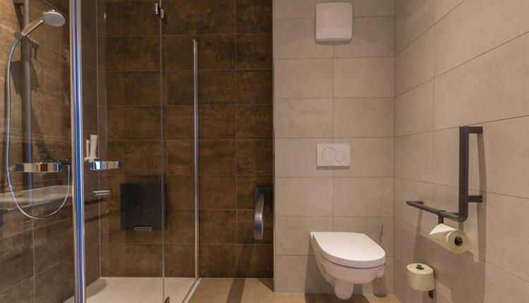 Hotel Goisererhof - badkamer