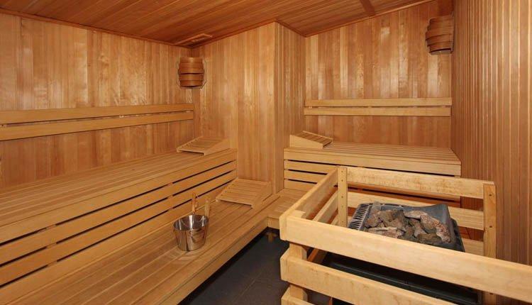 Arcotel Wimberger - sauna