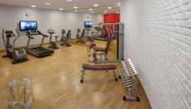 Hotel Polonia Palace beschikt over een fitness