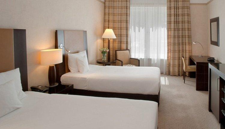 Hotel Polonia Palace - 2-persoonskamer met aparte bedden