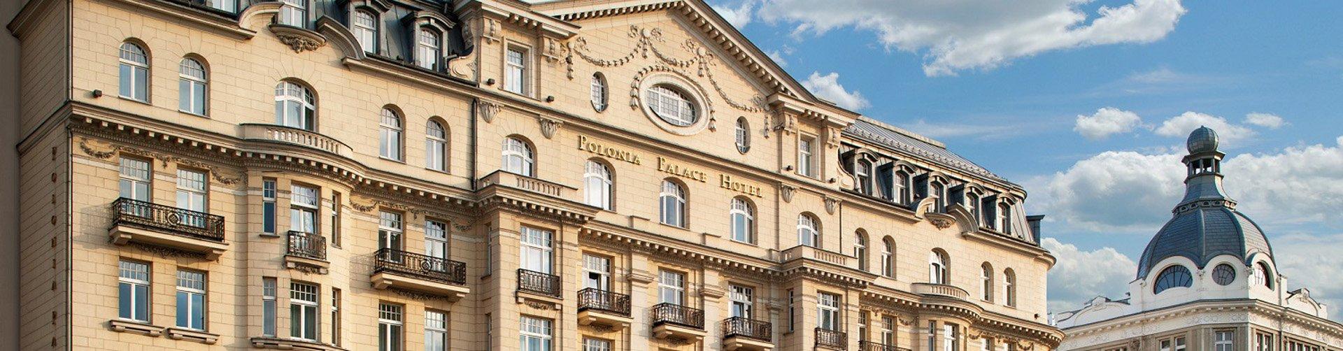 Hotel Polonia Palace in Warschau