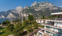 Hotel Bellariva is werkelijk prachtig gelegen