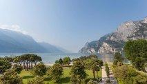 Hotel Bellariva aan het Gardameer