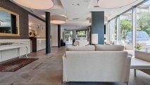 Na ontvangst aan de receptie van Hotel Bellariva zult u zich hier gelijk thuis voelen