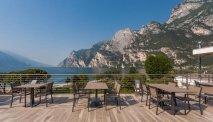 Het uitzicht verveelt nooit bij Hotel Bellariva