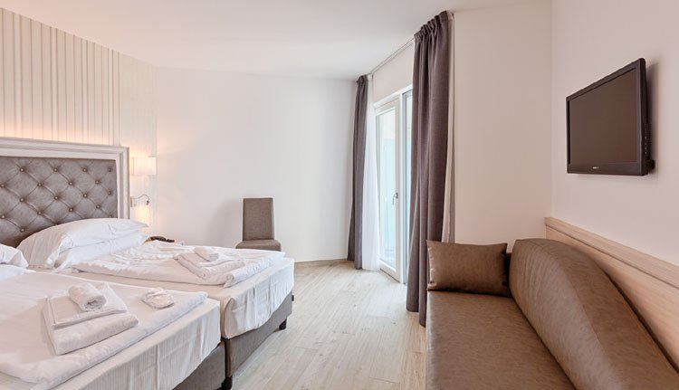 Hotel Bellariva - 2-persoonskamer Comfort