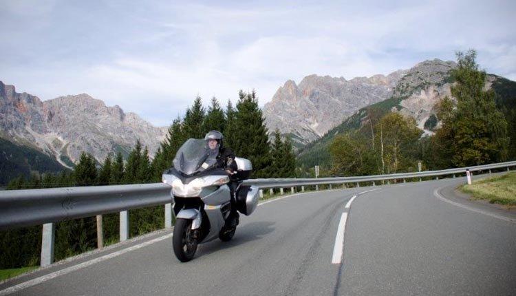 Gasthof Baumgarten - op de motor