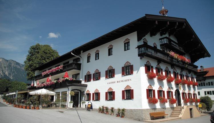 Gasthof Baumgarten in Tirol