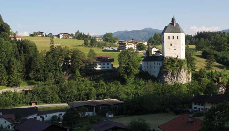 Wandeling langs diverse kapelletjes vanuit Gasthof Baumgarten