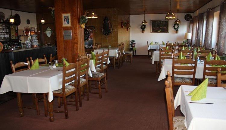 Hotel Alte Viehweide - restaurant