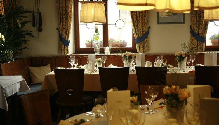 Landhotel Adler - restaurant