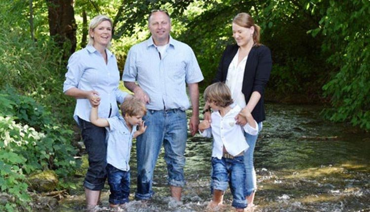 Landhotel Adler - wandelen met de familie