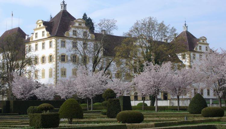 Landhotel Adler - omgeving Schloss Salem
