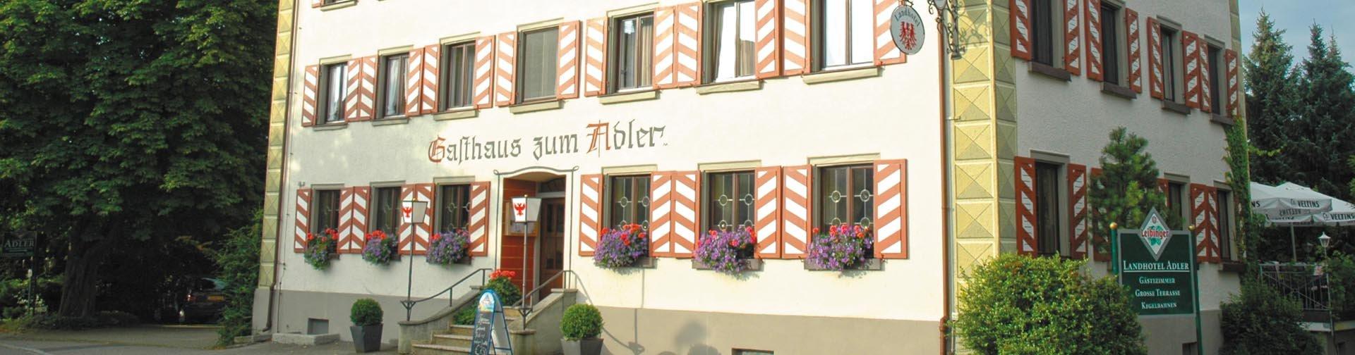 Landhotel Adler in Wittenhofen