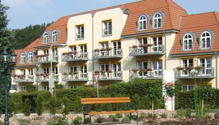 Parkhotel Flora in Bad Grund