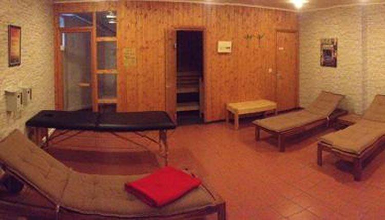 Parkhotel Flora - sauna