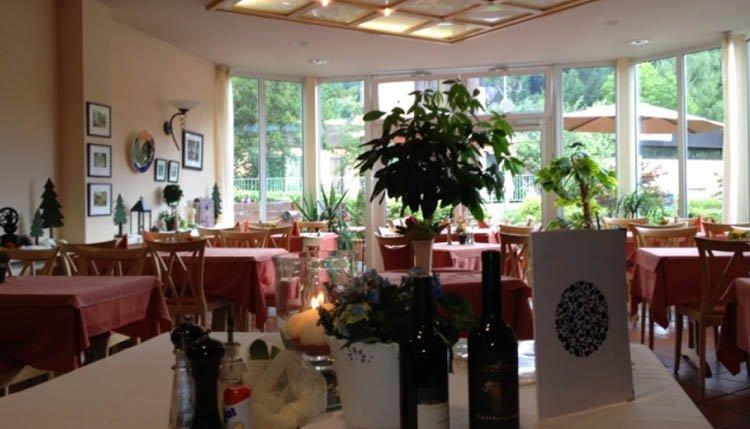 Parkhotel Flora - restaurant