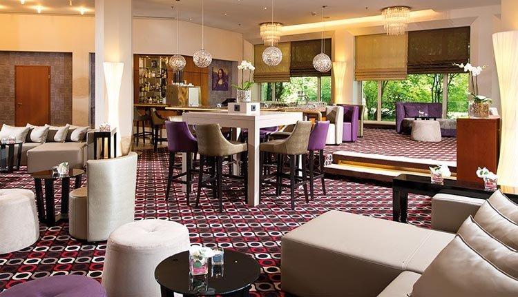 Leonardo Hotel Weimar - lobby