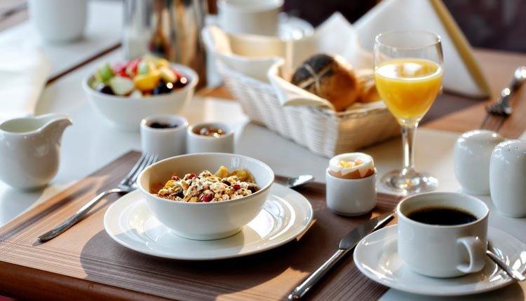 Leonardo Hotel Weimar - ontbijt
