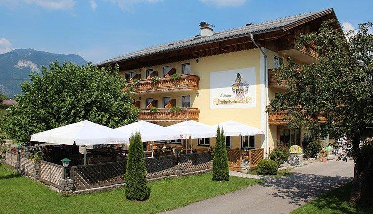 Gasthof Zinkenbachmühle in Abersee