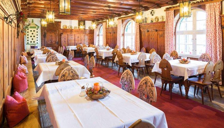 Gasthof Isserwirt - restaurant