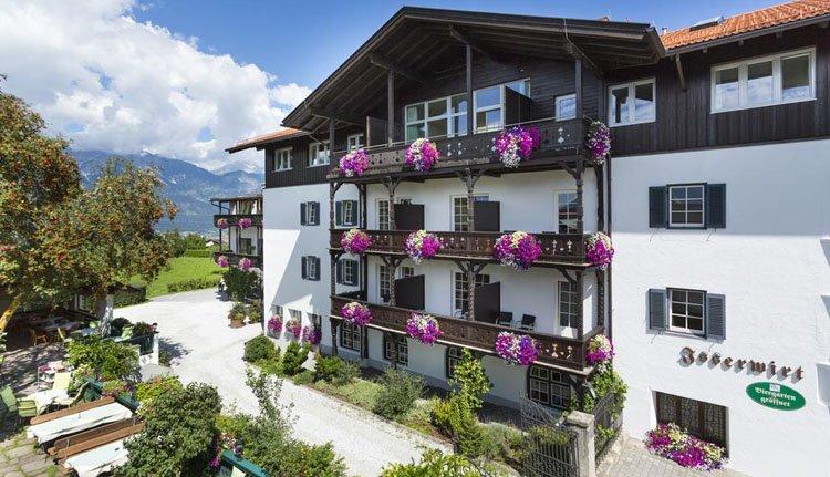 Gasthof Isserwirt vlakbij Innsbruck