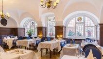 Halfpension reserveren is een aanrader bij Hotel zum Ritter St. Georg