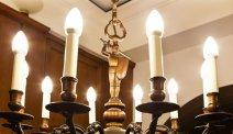 Prachtige details bij Hotel zum Ritter St. Georg