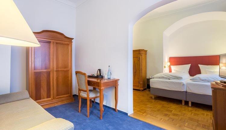 Hotel zum Ritter St. Georg - 2-persoonskamer Superior