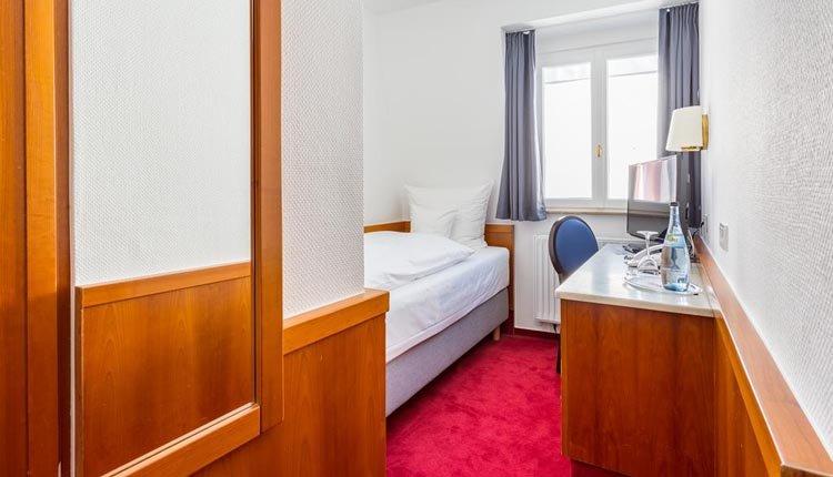 Hotel zum Ritter St. Georg - 1-persoonskamer