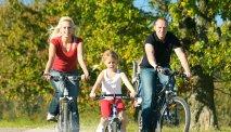 Heerlijke fietsomgeving bij Hotel Turmwirt