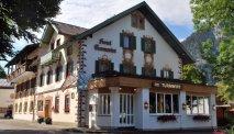 Hotel Turmwirt in het hart van Oberammergau